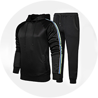 wholesale men's sweat suits