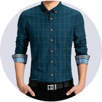 wholesale men's dress shirts