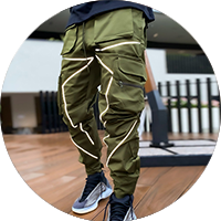 wholesale men's jogger pants